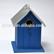gift wooden bird house indoor outdoor bird feeder