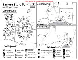 vermont state parks camping interactive map sample