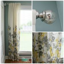 target threshold climbing vine curtains stratton blue by benjamin moore paint