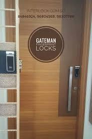 pictures gateman z10 fingerprint lock