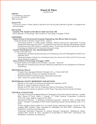 Student Resume Examples No Experience Job Resume Examples No ExperienceExample Resume Template For 20