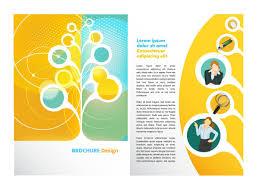 Free Brochure Layouts Free Vector Brochure Templates Creative Beacon