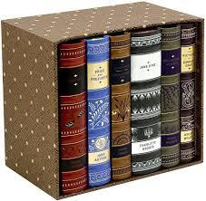 classic novels boxed set barnes noble collectible editions