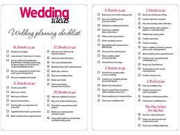 what you need for a wedding checklist wedding checklist wedding ideas magazine