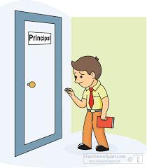 school door clipart. Student-outside-principals-office-door-2.jpg School Door Clipart O