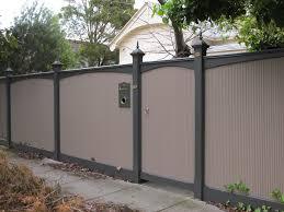 corrugated metal fences. Plain Fences Image Of Corrugated Metal Fence Garden Design Fences Intended P