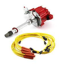 spark plug wiring diagram chevy 454 spark image chevy sbc 350 bbc 454 hei distributor accel spark plug wires on spark plug wiring diagram