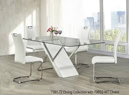 modern dining room furniture glass dining tables bar tables and stools in toronto mississauga and ottawa
