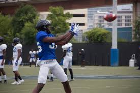 Kennesaw State Football Depth Chart 2018 Georgia State Has Several Question Marks Heading Into Its
