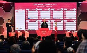 Kualifikasi piala dunia 2022 zona asia (afc) secara garis besar terdiri dari tiga ronde. Ini Hasil Drawing Kualifikasi Piala Dunia 2022 Zona Asia Suryakabar Com