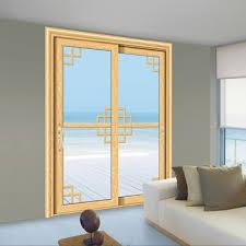 8 ft aluminum interior double panel sliding barn doors