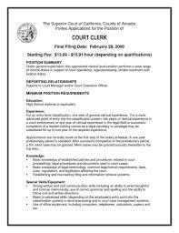 Samples Clerical Skills Esume Sample Objectives Administrative