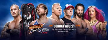 the official theme songs for summerslam are wele by fort minor who s with me by flo rida and my pyt by wale all of which are available now on