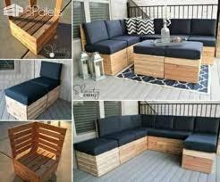 wooden pallet furniture ideas. Pallet-trendy-furniture-05 Wooden Pallet Furniture Ideas