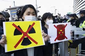 日本排放核废水至大海南韩拟上告国际法庭::: 六度新聞