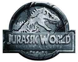 Jurassic World Fallen Kingdom logo by OniPunisher on DeviantArt