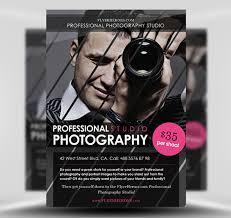 Handbill Template Free Photography Flyer Template Flyerheroes