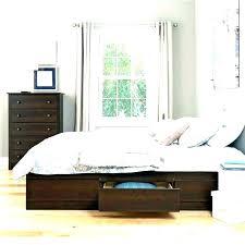 Unique Bed Frames Black Queen Bed Frame Unique Modern Black Queen ...