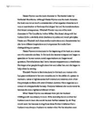 compare and contrast hester prynne the scarlet letter and  page 1 zoom in