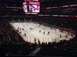 Capital One Arena Section 115 Home Of Washington Capitals