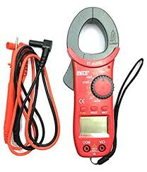 Meco 27-Auto <b>Digital Clamp Meter</b>, Red: Amazon.in: Industrial ...