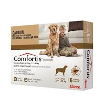 comfortis best price. Fine Comfortis Comfortis For Dogs Brown 601120lbs  6 Pack On Best Price T