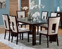 black dining room sets round. Cheap Dining Room Table And Chairs Round Under Vintage Black Iron Chandelier Dark Chair Covers Wall Mounted Clock Sets