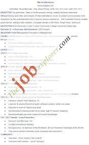 Job Resume Template Sample Format Of A For Teaching Job R Myenvoc