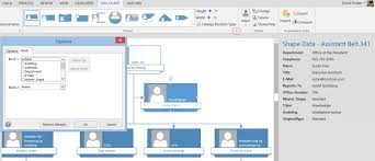 Visio Org Chart Shapes Without Pictures Visio Org Charts With Multiple Languages Bvisual