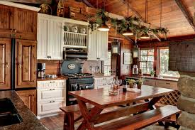rustic interior lighting. Rustic Kitchen Lighting Of The Picture Gallery Interior R