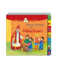 Heute Kommt Der Nikolaus Nikolaus Kirchenjahr Einhard Shop