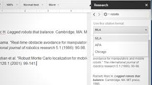 Free Apa Writing Software Insert Citations In Multiple Formats Easily With Google Docs