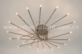 unique ceiling lighting. satin nickel ceiling l unique lighting u