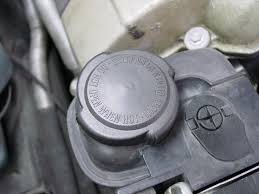 bmw e e cooling system flush series pelican figure 2 shows an example of a proper radiator cap for the bmw 3 series 325is