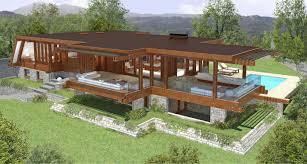 Case Di Legno Costi : Collezione case in legno progetti pagano