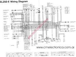 kawasaki ke wiring diagram wiring diagrams 1974 kawasaki f7 175 extravital fasion