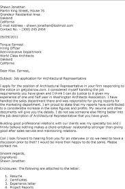 Architect Cover Letter Sample For Job Application Hotelodysseon Info