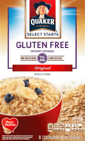 our quaker gluten free instant oatmeal gives you all the full flavor and hearty goodness quaker is known for with the urance