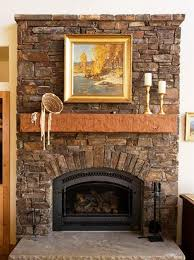 18 charming stone electric fireplace photos