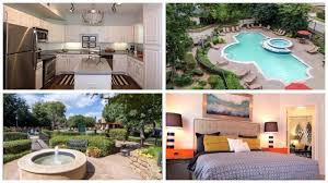 2 Bedroom Apartments Houston Luxury District 28 Old Spanish Trail