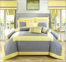image of yellow comforter and decor