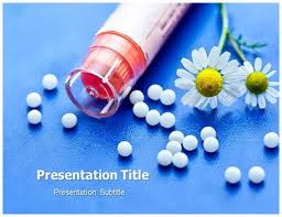 Medical Powerpoint Background Homeopathy Ppt Powerpoint Template Homeopathy Powerpoint