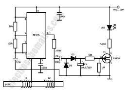 water softener power indicator schematic ne 555 circuits water water softener power indicator schematic