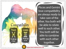 Gemini And Gemini Compatibility Chart Pisces And Gemini Compatibility Love Life And Sex