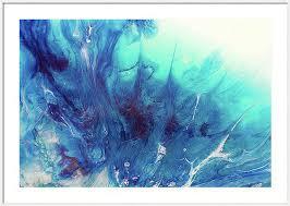 saatchi art artist marie antuanelle painting blue ocean art blue ocean wave abstract