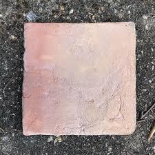 handmade fired earth floor tiles