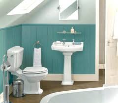 brown and blue bathroom accessories. Contemporary Blue Blue And Brown Bathroom Sets Black Frame  Rectangular Mirror On White Wall   Inside Brown And Blue Bathroom Accessories