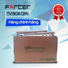 Most Popular TV Box: android tv box q9s