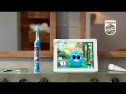 <b>Детская электрическая зубная щетка</b> Philips Sonicare с ...
