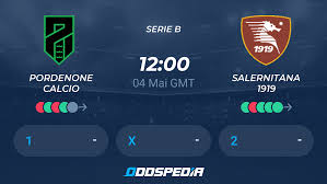 Pordenone Calcio - Salernitana 1919 » Live Stream & Ticker + Quoten,  Statistiken, News